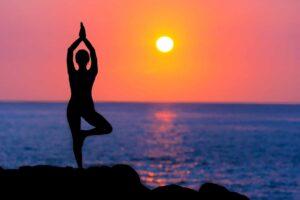 Storia yoga